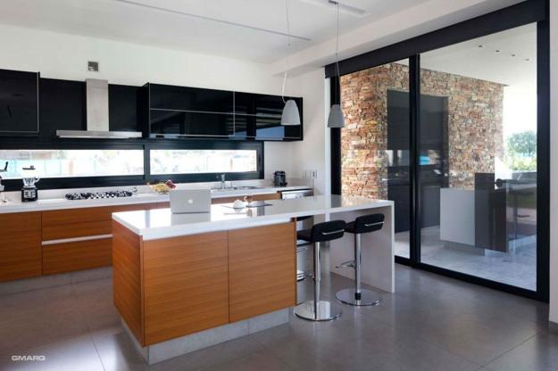 25 Contemporary Kitchen Design Ideas and Modern Layou