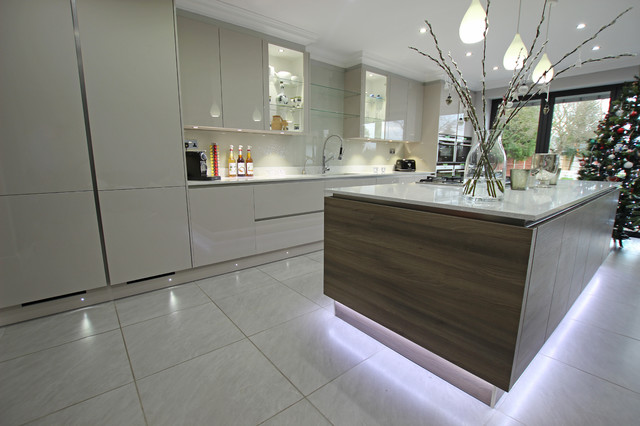 Contemporary Kitchen Extensions