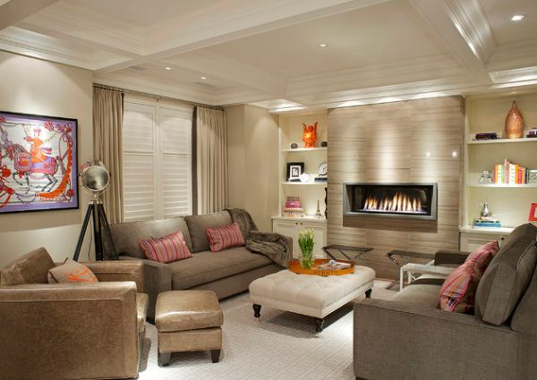 125 Living Room Design Ideas: Focusing On Styles And Interior .