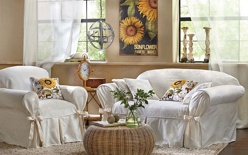 Country Cottage Decorating Ide