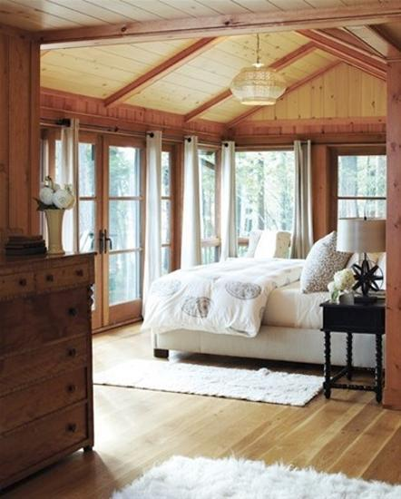 Summer Home Decorating Ideas Inspired by Rustic Simplicity of .