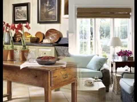 Country cottage decorating ideas - YouTu