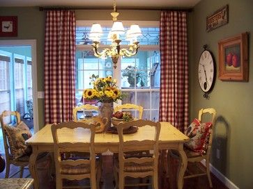 Adding Farmhouse charm | French country dining room, French .
