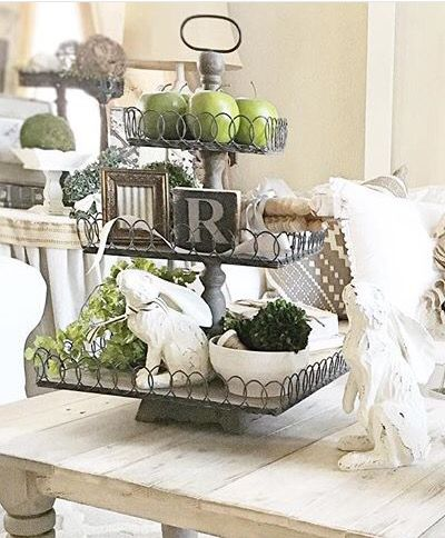 French country dining room centerpiece | French country dining .