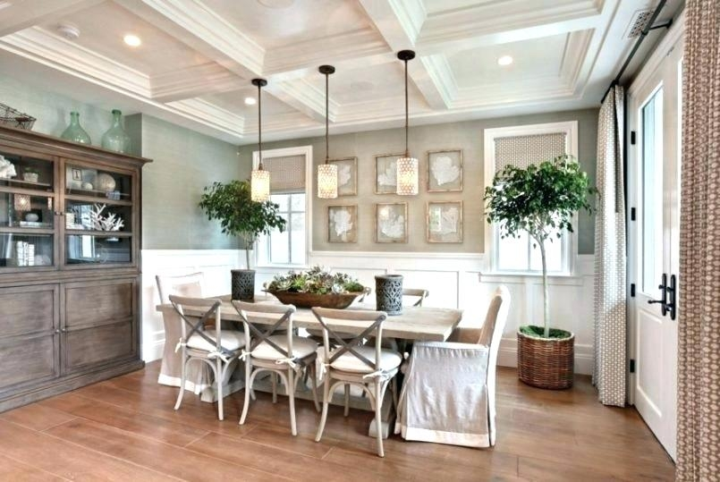 Large Dining Room Decorating Ideas Table Top Decor Size Rooms .