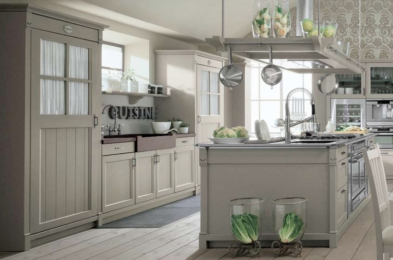 french country kitchen | Interior Design Idea