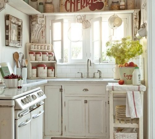 Small kitchen desi