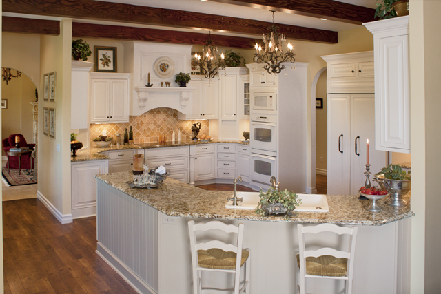 Decorticosis: Italian Country Kitchen Desi
