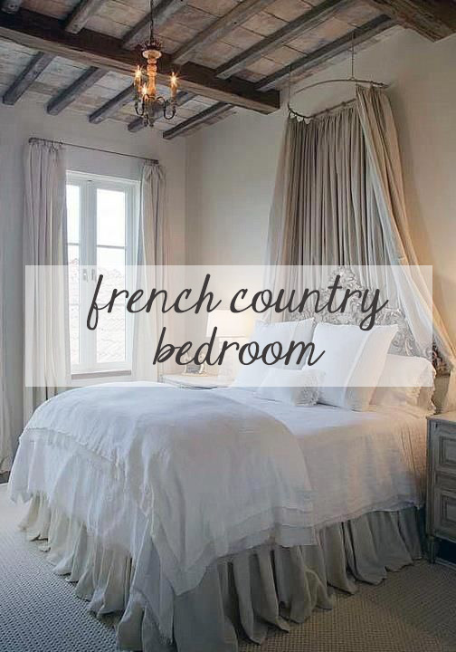 Decorating a French Country Bedroom | Kathy Kuo Blog | Kathy Kuo Ho