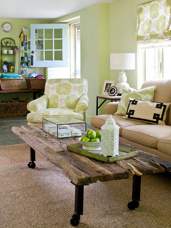 Decorating By Style: Classic Country Rooms | Better Homes & Garde