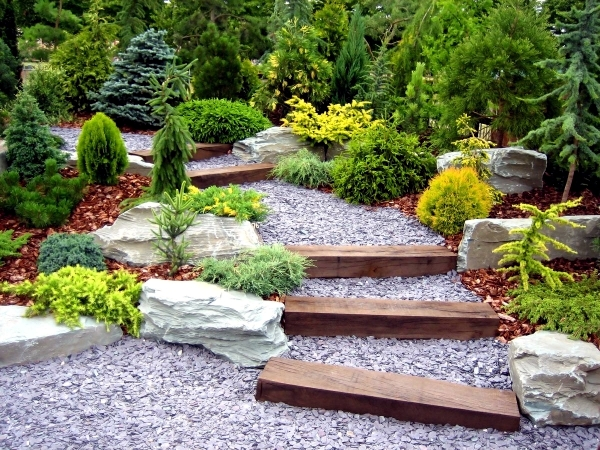 Creating a garden path and design – garden design ideas for .