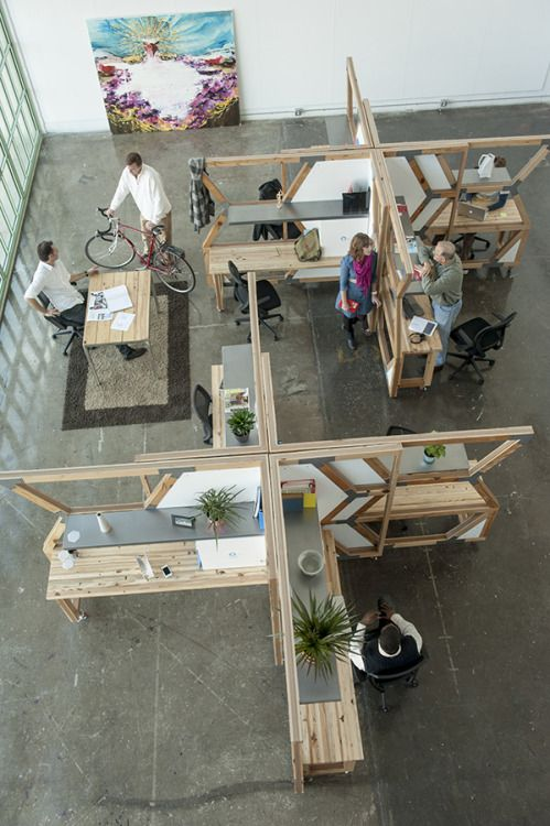 21 Amazing Coworking Spaces: Imagine This Was Your Office .