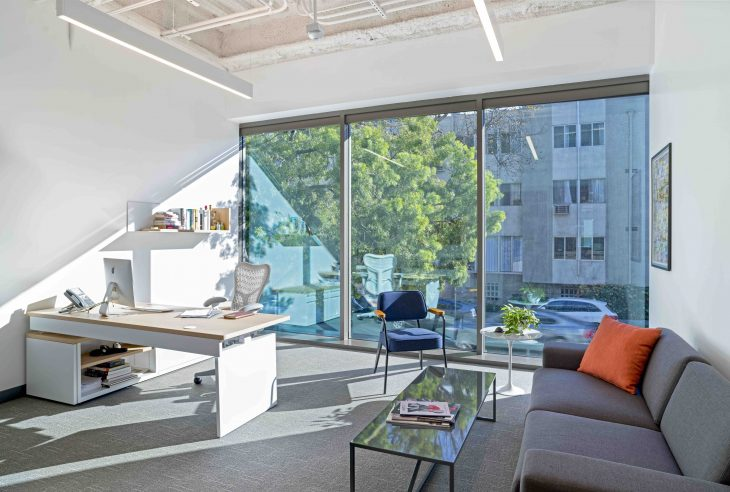 RCH Studios Gives Imagine Entertainment a Well-Scripted Office Spa