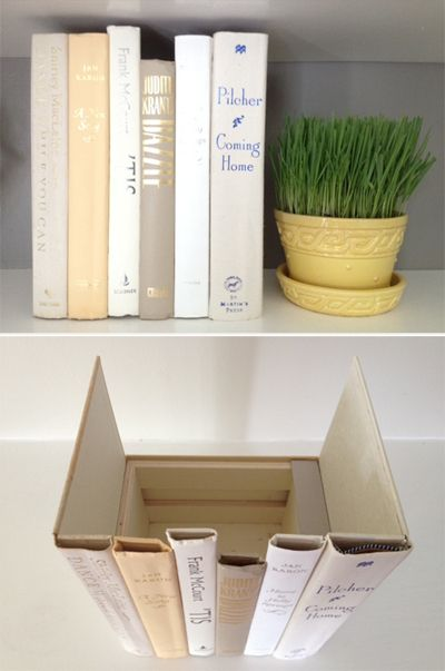 Creative Storage Solutions | Diy home decor, Home projects, Home .