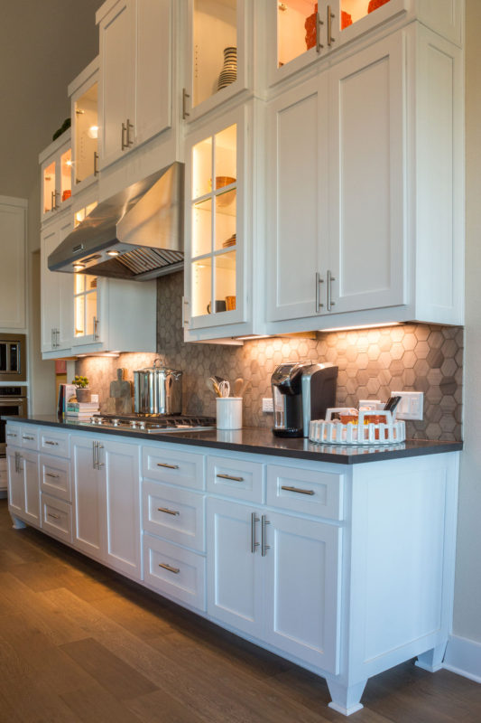 Cabinet Feet Add High-End Furniture Look - Burrows Cabinets .