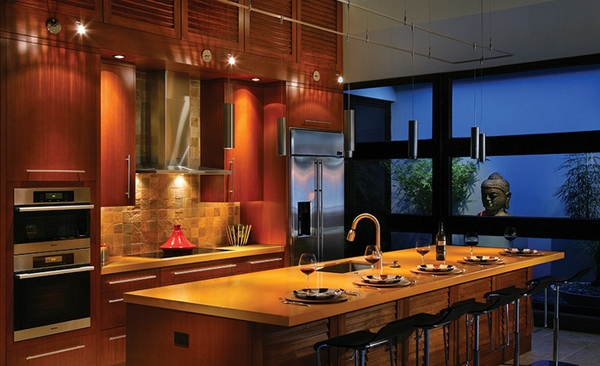 15 Glamorous Asian Kitchen Design Ideas (With Picture