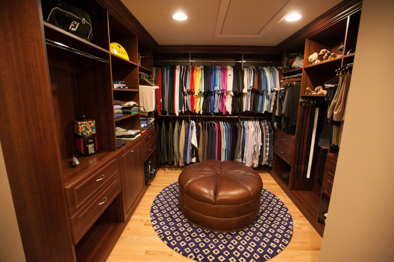 Beautiful Custom Closet Design Ideas Seen in West Chester, PA .