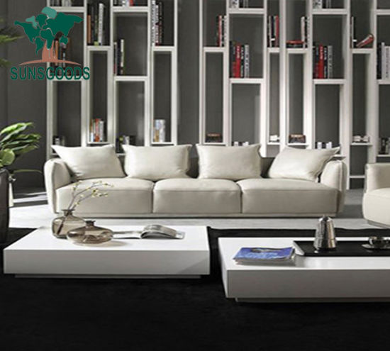 China Factory 100% Custom Modular Wooden Frame Leisure Living Room .