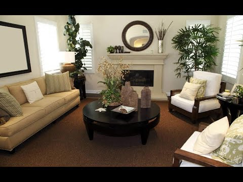 Different Way to Indoor Plants Decoration Ideas in Living Room .