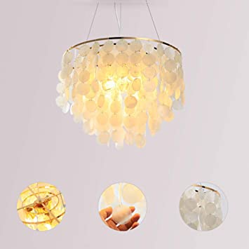 Amazon.com: Chandelier Modern Shellfish Hand-Series Romantic .