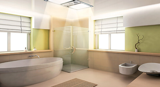 Change The Way Your Bathroom Looks With Natural Lighting – Light .