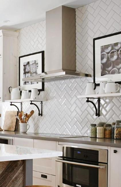 Modern Decoration Patterns Created with Tiles Adding Flair to .