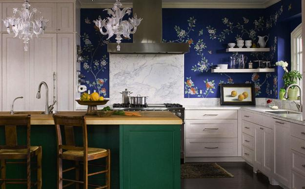 25 Beautiful Kitchen Decor Ideas Bringing Modern Wallpaper .