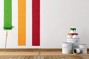 Wall Color Ideas – Create a colorful wall decoration | Interior .