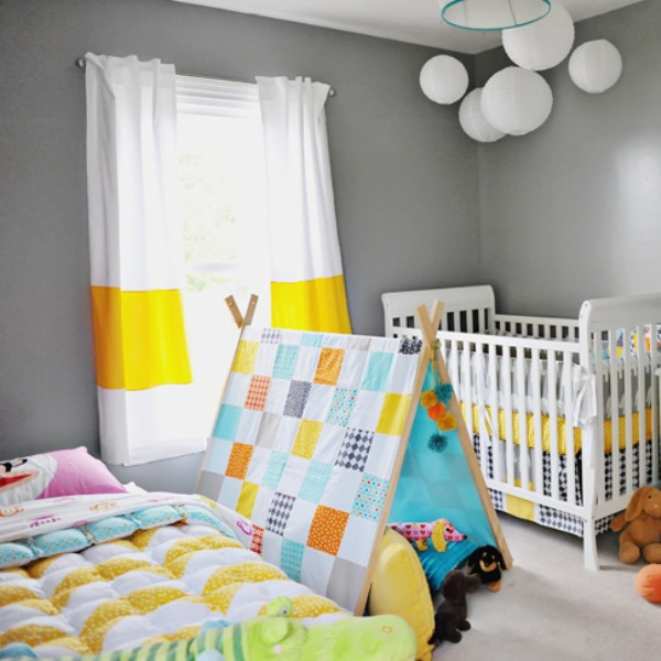 Decorating needs are different for children in different age .