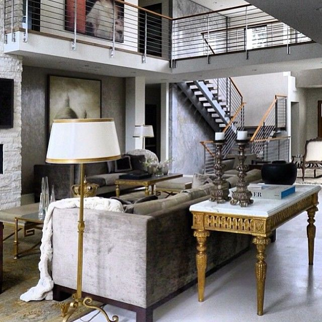 Spaces . . . Home House Interior Decorating Design Dwell Furniture .