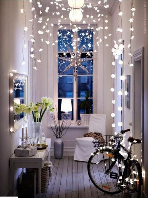 13 Simple Christmas Decorating Ideas for Small Spaces | Ikea .