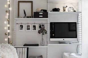 Small Bedroom Decor Inspiration, Because Tiny Spaces Can Be a .