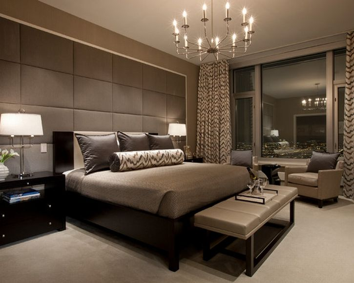 simple-and-elegant-contemporary-bedroom-decorating.jpg (725×580 .