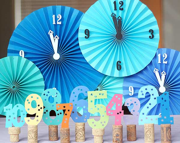 Decoration Ideas for new year