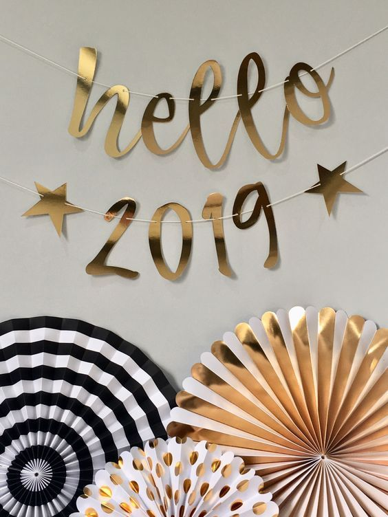 20 New Year Eve Party Decorations Ideas Easy DIY | New years eve .