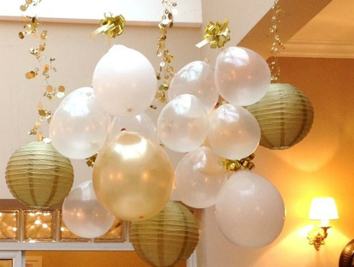New Year Party Decoration – Home And Decorati