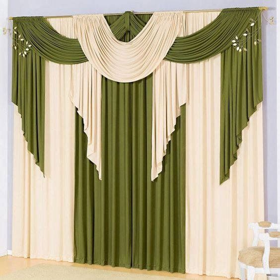 Church altar | Home curtains, Curtain designs, Curtai