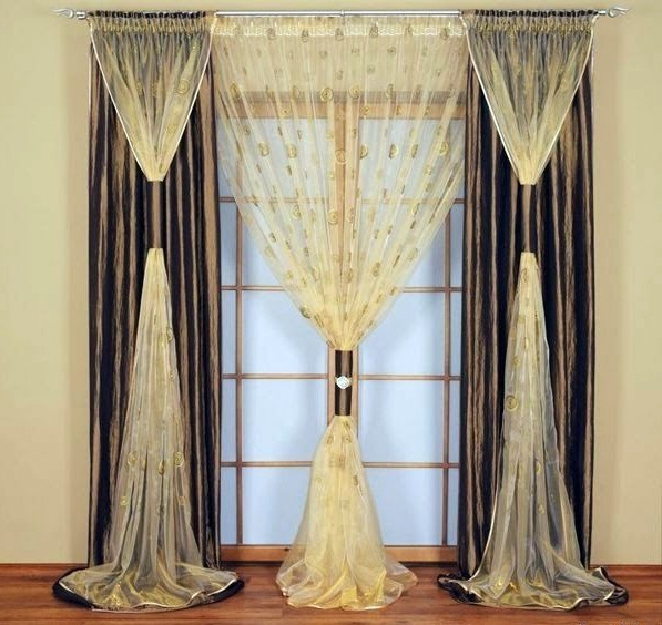 30 Curtains Decoration Examples – dress up the windows creative .