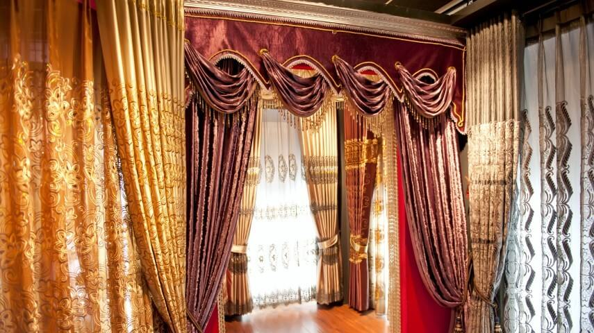Find Different Types & Styles of Window Curtains: Makaaniq.c