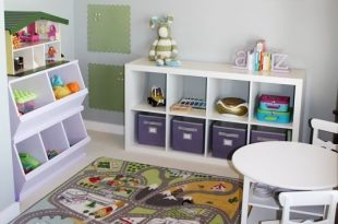 16+ Elegant Wood Working House Ideas in 2020 | Small playroom, Toy .