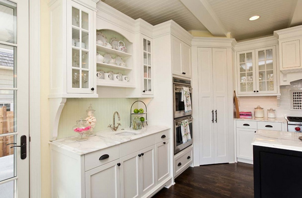 15 Classic to Modern Kitchen Pantry Ideas | Home Design Lov