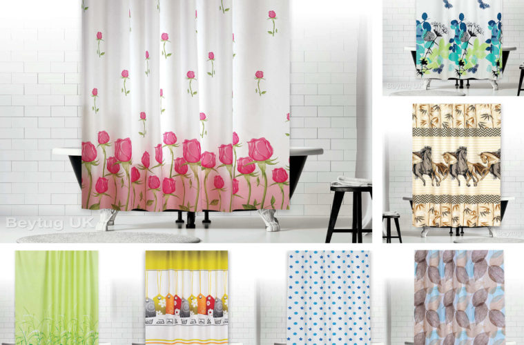 28 Designer Shower Curtains Ideas For Your Bathroom - The .