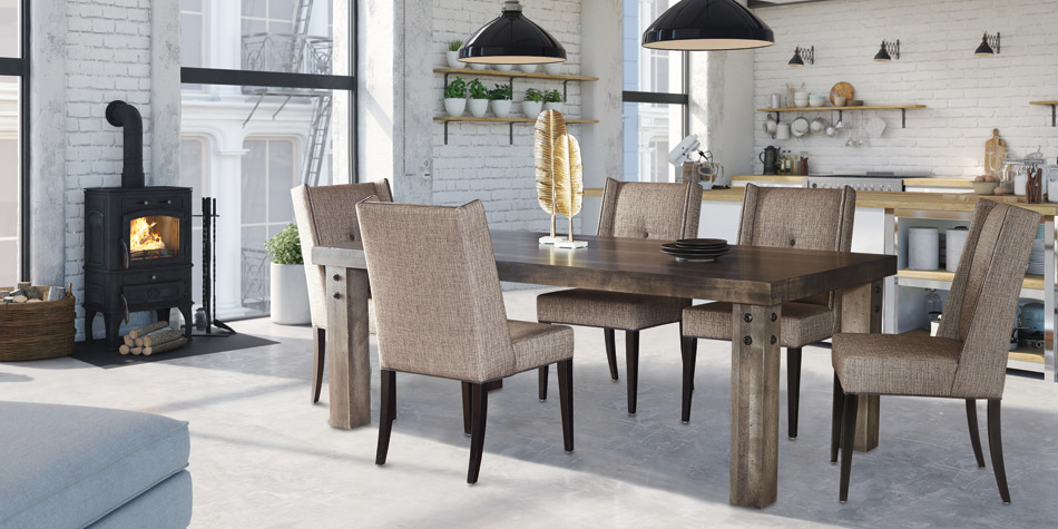 Solid Wood Furniture: dining room, bedroom & living ro