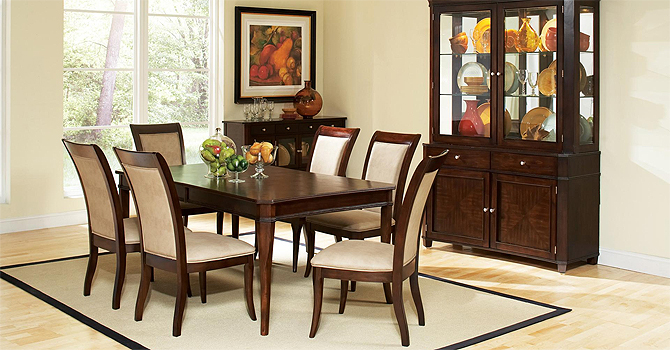 Dining Room Furniture - Bullard Furniture - Fayetteville, NC .