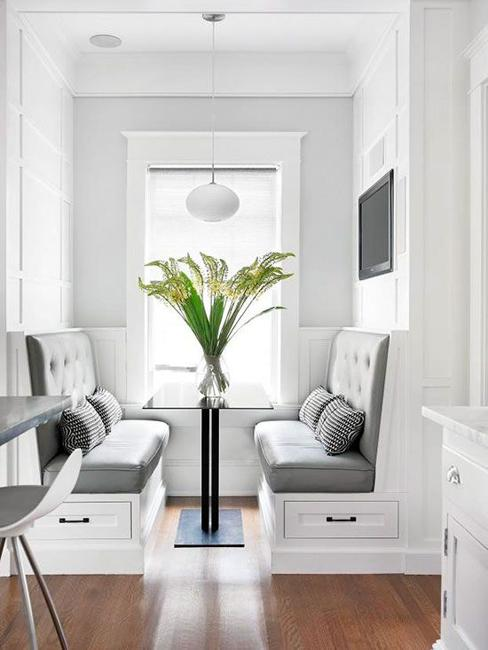 Finding Small Spaces for Cozy Dining Areas, 20 Ideas for .