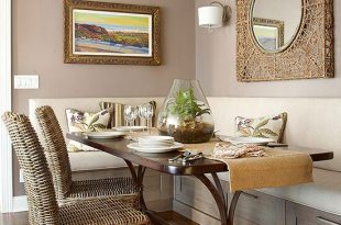 Small-Space Dining Rooms   Better Homes & Garde