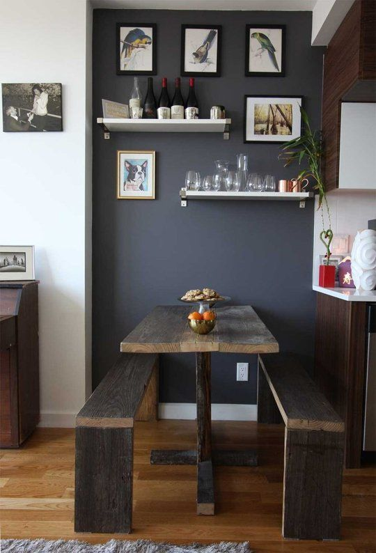 7 Ways To Fit a Dining Area In Your Small Space (and Make the Most .