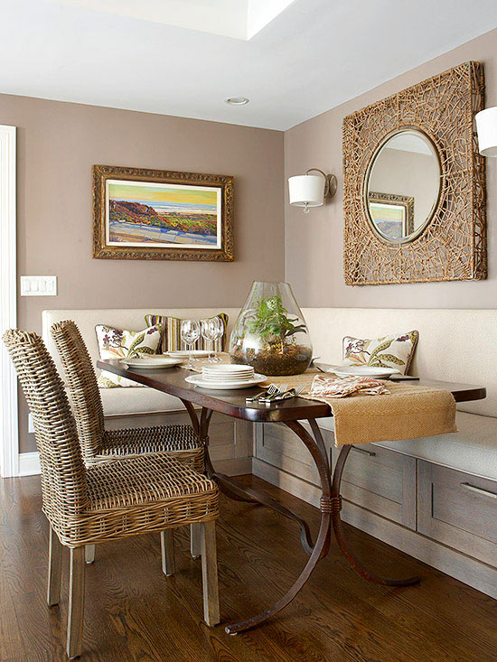 Superb Ways to Design a Small Space Dining Ro
