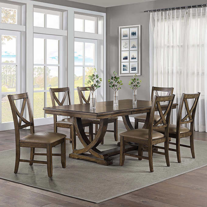 Lakemont 7-piece Dining S