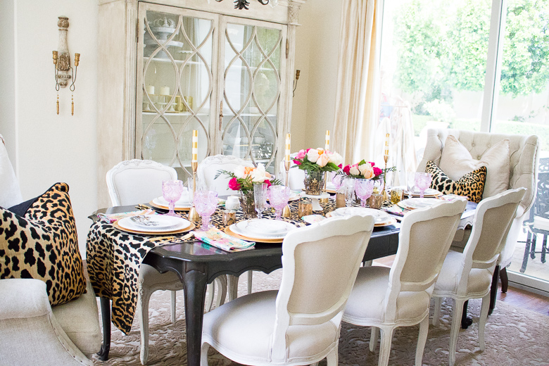 6 tips setting ultimate dinner party tab